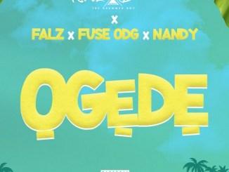 Krizbeatz ft. Falz, Fuse ODG, Nandy – Ogede Mp3 Download