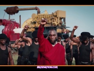 DOWNLOAD VIDEO: Burna Boy – Monsters You Made ft. Chris Martin
