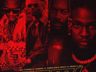 DJ Tunez – Pami Ft. Wizkid, Adekunle Gold & Omah Lay MP3 Download