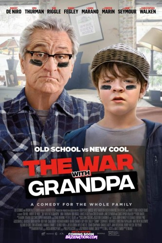 DOWNLOAD Movie: The War with Grandpa (2020)