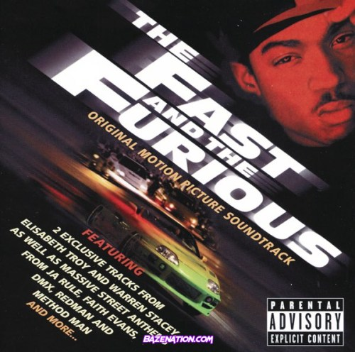 DOWNLOAD ALBUM: Various Artists – The Fast and the Furious (Soundtrack from the Motion Picture) [Zip File]