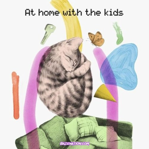 DOWNLOAD ALBUM: Various Artists – At Home with the Kids [Zip Tracklist]