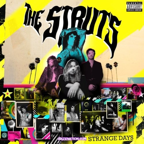 The Struts & Robbie Williams - Strange Days Mp3 Download