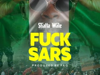 Shatta Wale – Fvck Sars Mp3 Download