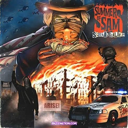 DOWNLOAD ALBUM: Xzibit, B-Real & Demrick – Serial Killers Presents Summer of Sam [Zip File]