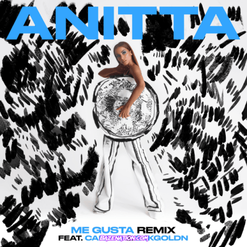 Anitta – Me Gusta (Remix) ft. Cardi B & 24kgoldn Mp3 Download