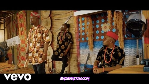 DOWNLOAD VIDEO: Jaywon - Inside Life ft. Umu Obiligbo