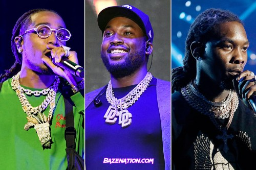 Meek Mill - Maxin (feat. Quavo & Offset) Mp3 Download