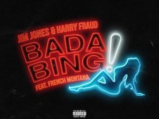 Jim Jones, Harry Fraud - Bada Bing ft. French Montana Mp3 Download