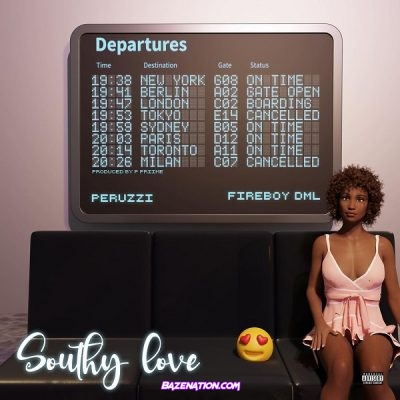 Peruzzi – Southy Love ft. Fireboy DML MP3 Download