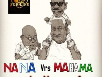 Shatta Wale - Nana Vrs Mahama Mp3 Download