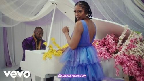 DOWNLOAD VIDEO: Tiwa Savage – Park Well ft. Davido