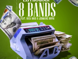 LaTheGoat - 8 Bands (Remix) ft. Rick Ross & Jermaine Dupri Mp3 Download