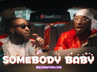 DOWNLOAD VIDEO: Peruzzi - Somebody Baby (feat. Davido)