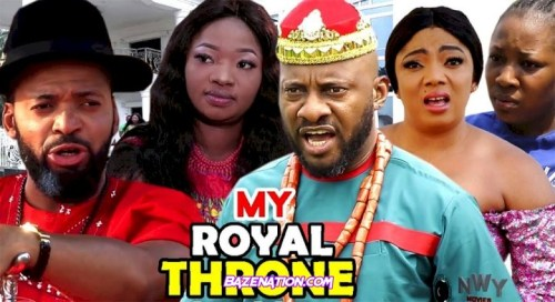 DOWNLOAD Movie: My Royal Throne (2021) (Parts 1 - 8)