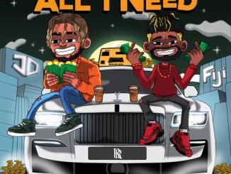 Yung6ix - All I Need ft. Suji Mp3 Download