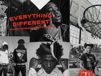 Culture Jam - Everything Different (feat. YoungBoy Never Broke Again & Rod Wave)