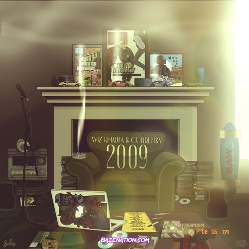 Wiz Khalifa & Curren$y - Garage Talk Mp3 Download
