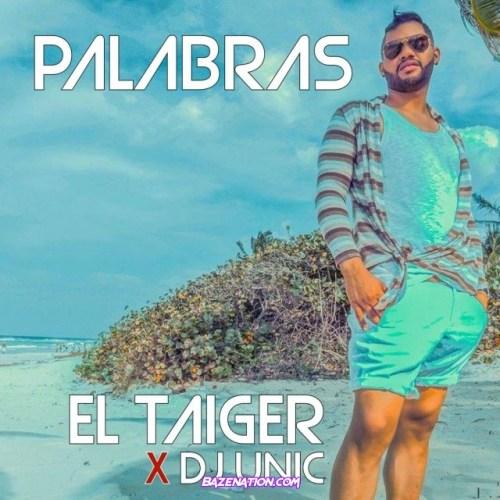 El Taiger & DJ Unic – Palabras Mp3 Download