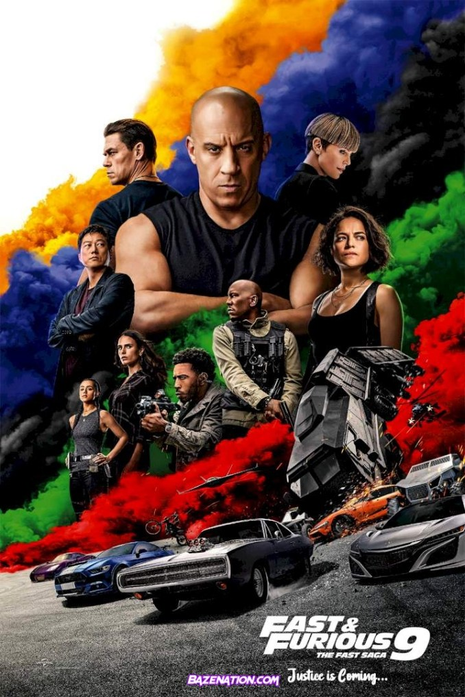DOWNLOAD Movie: Fast and Furious 9: The Fast Saga (2021)