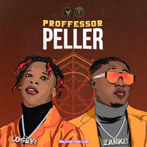 Seyi Vibez - Professor Peller Ft. Zlatan Mp3 Download