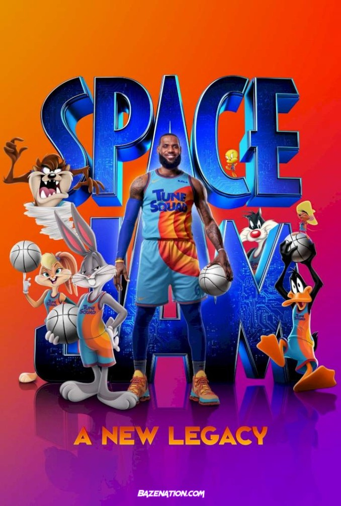 DOWNLOAD Movie: Space Jam: A New Legacy (2021)