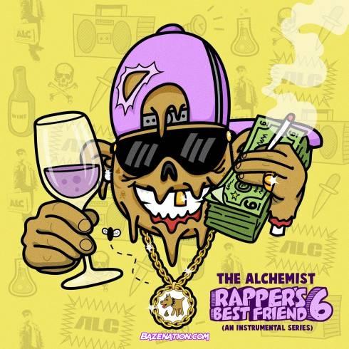 The Alchemist - Rapper's Best Friend 6 Download Album Zip