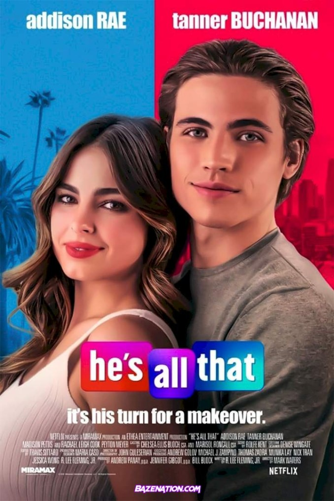 DOWNLOAD Movie: He's All That (2021) MP4
