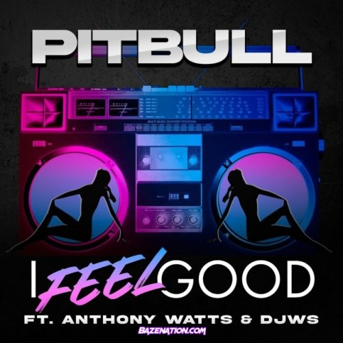 Pitbull – I Feel Good (feat. Anthony Watts & DJWS) Mp3 Download