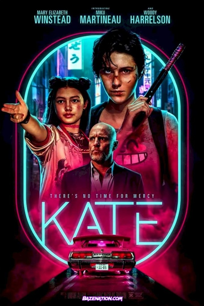 DOWNLOAD Movie: Kate (2021) MP4