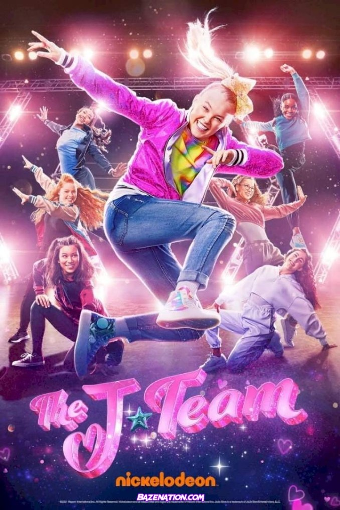 DOWNLOAD Movie: The J Team (2021) MP4