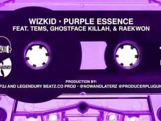 WizKid & Tems - Purple Essence (feat. Ghostface Killah & Raekwon) Mp3 Download