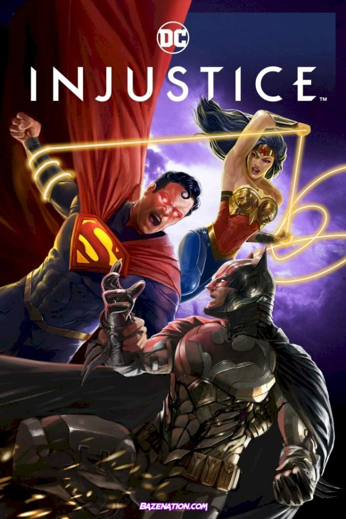 DOWNLOAD Movie: Injustice (2021) MP4