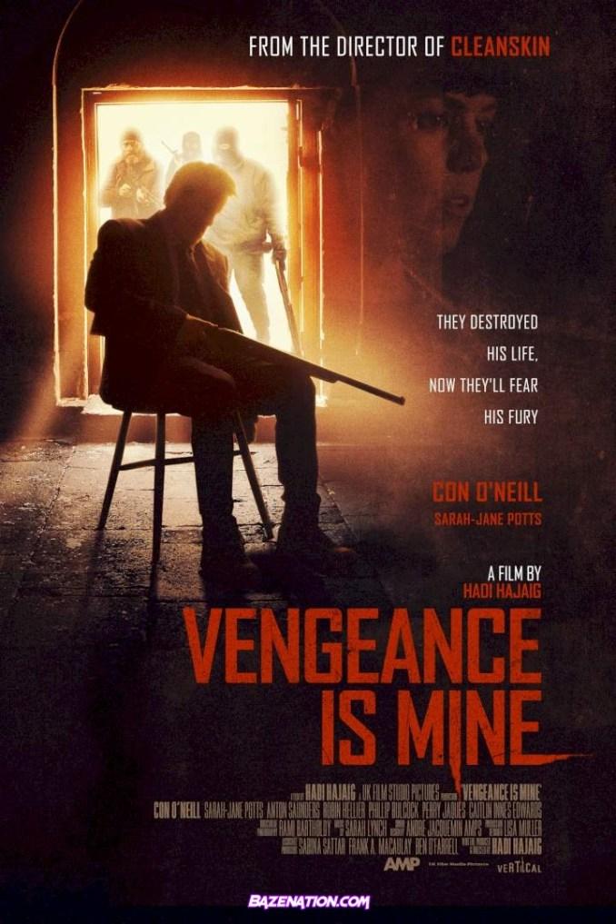 DOWNLOAD Movie: Vengeance is Mine (2021) MP4