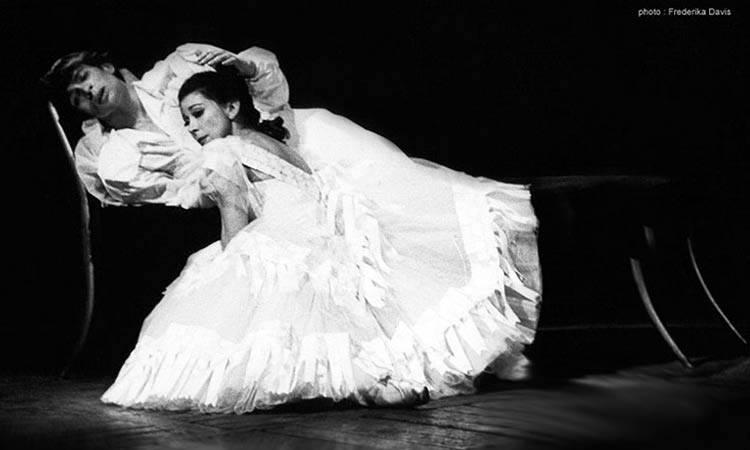 12. 18 сентября La Dame aux Camélias. Margot Fonteyn and Rudolf Nureyev. - 18 сентября 2016