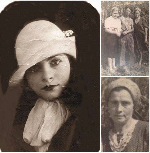 - Моя ленинградская бабушка