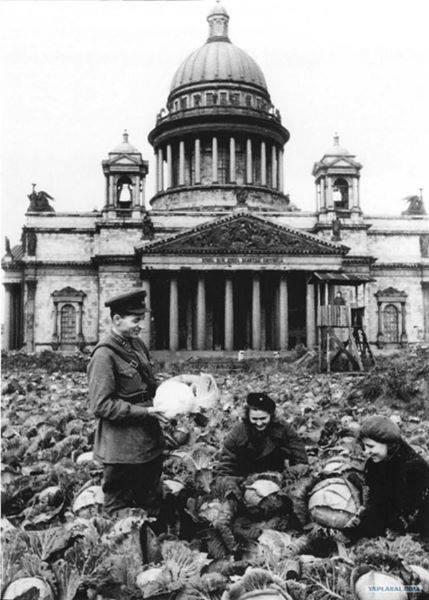 9 - Блокада Ленинграда
