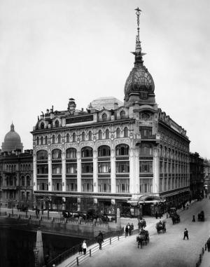 Торговый дом Эсдерс и Схейфальс, 1910-е