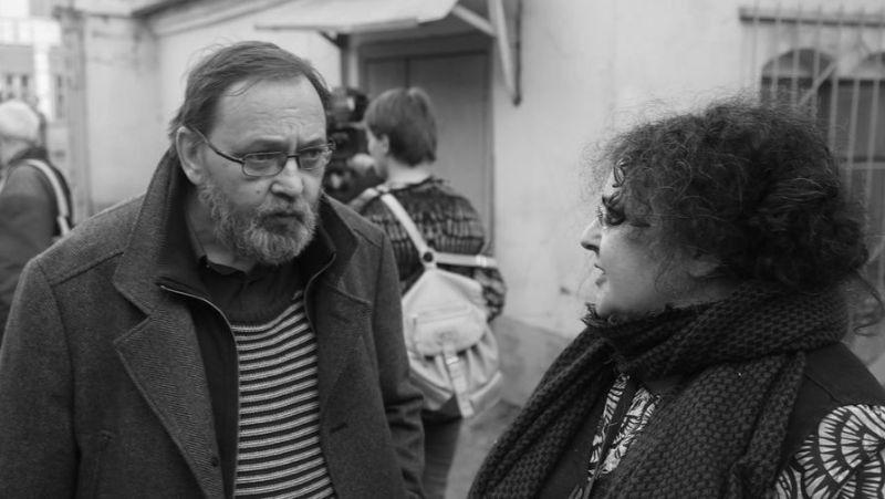 Елена Гремина и Михаил Угаров