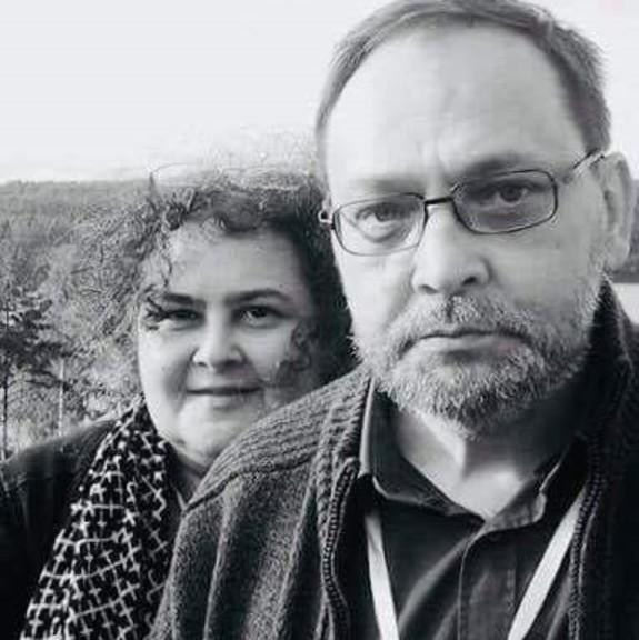 2 - Елена Гремина и Михаил Угаров