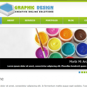 Graphic Design Template