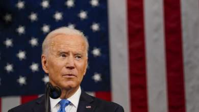 The Biden administration wants a minimum global corporate tax rate of 15% for multinationals. Photograph: Getty Images