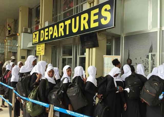 Many Ugandans have headed abroad, especially to the Middle East seeking new fortunes, only to return after claims of exploitation and slavery.