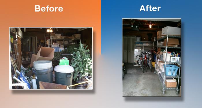 Garage BB's Clutter Solutions