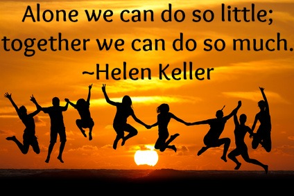Together We Can Do So Much Bbs Clutter Solutions Professional