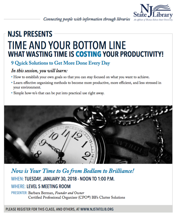 Time and Your Bottom Line