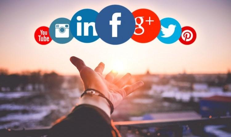 candidats sur les réseaux sociaux