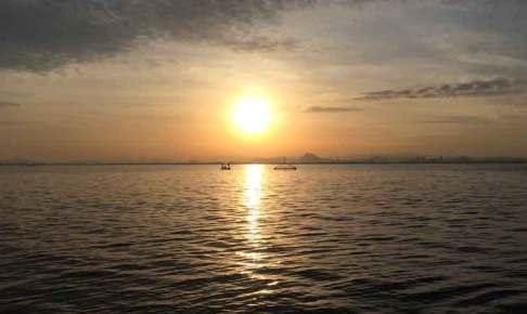 GW 琵琶湖釣行 キャッチアイ