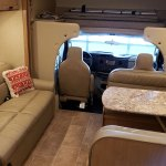 32 Class C W 2 Slides And Bunks Upgraded Rv Rental Denver Co