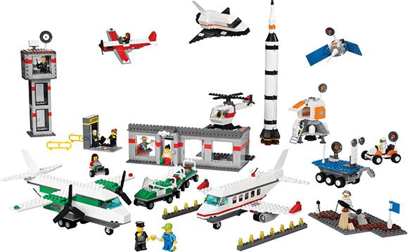 LEGO Espace Et Aroport Brault Amp Bouthillier